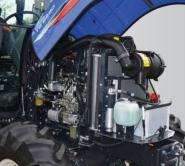 ISEKI TG 6670 motor